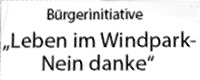windpark nord - nein